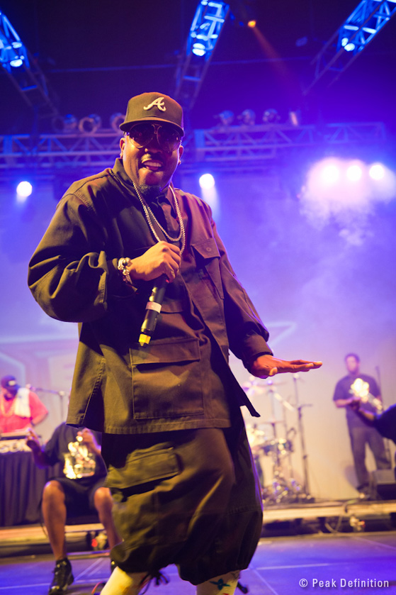 MoogFest - Big Boi performs